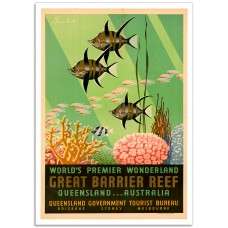 Great Barrier Reef - Noel Pascoe Lambert
