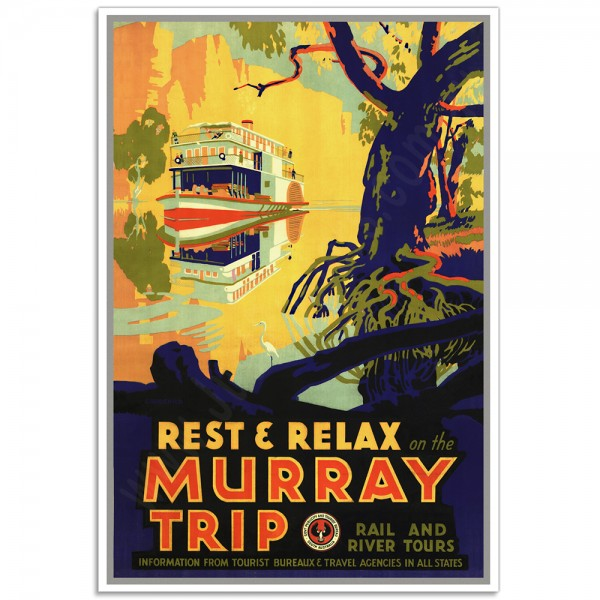 South Australia - Rest and Relax on the Murray